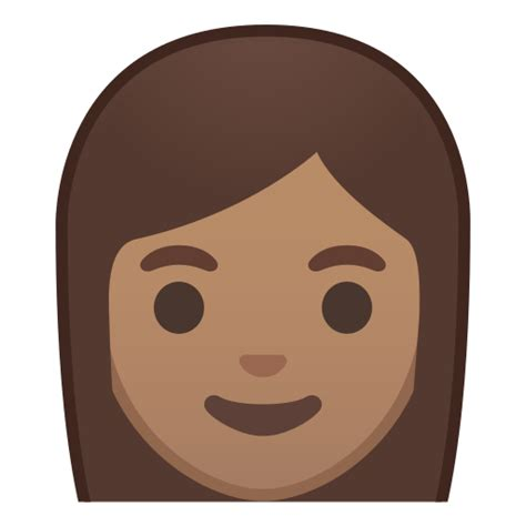 Woman Emoji with Medium Skin Tone Meaning and Pictures