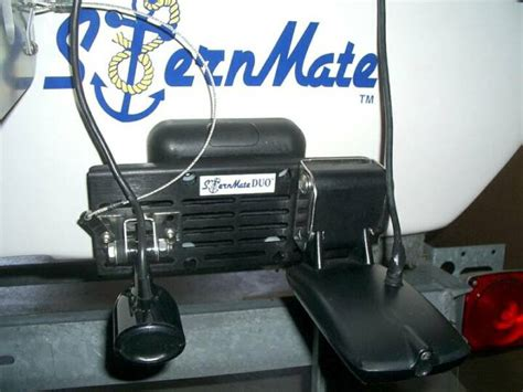 SternMate™ Transducer Mounting System- high speed Adhesive