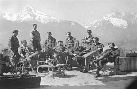 WW2 Photo Dick Winters Easy Company Band of Brothers 506th