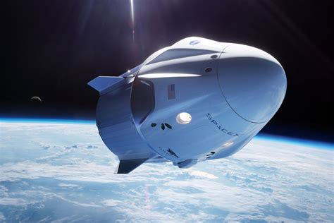 SpaceX will launch space tourism flight in two years