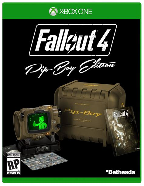Fallout 4 Pip-Boy Edition Back In Stock For Xbox One/PC