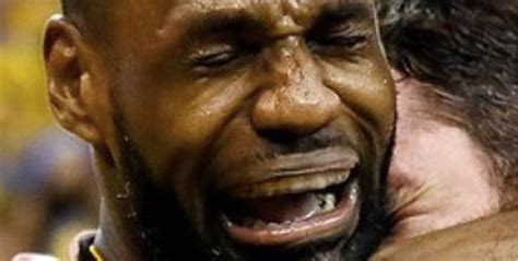 Is Crying LeBron the perfect answer to Crying Jordan