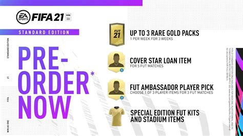 FIFA 21 up for pre-orders on PC, PS4, Switch and Xbox One
