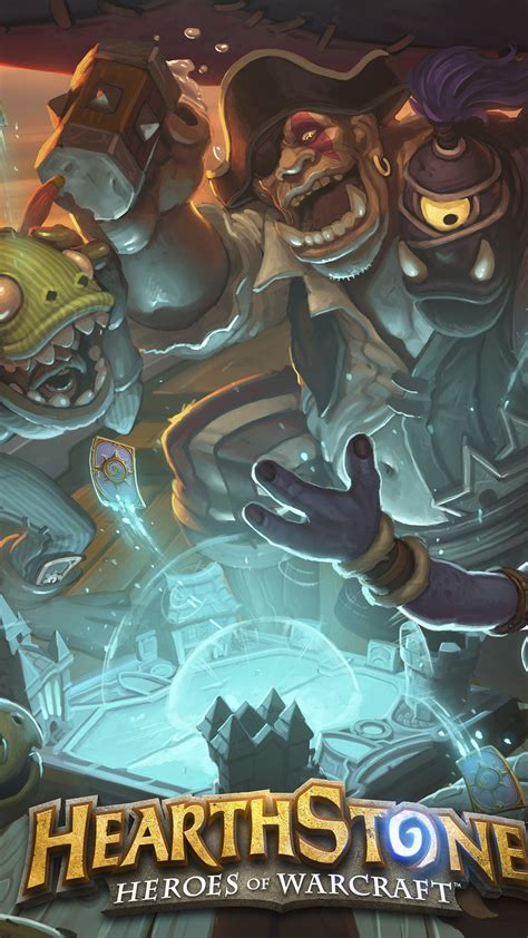 Wallpaper HearthStone: Heroes of Warcraft — The Grand