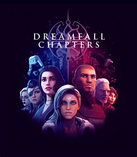 Dreamfall Chapters heads to PS4 and Xbox One in Spring