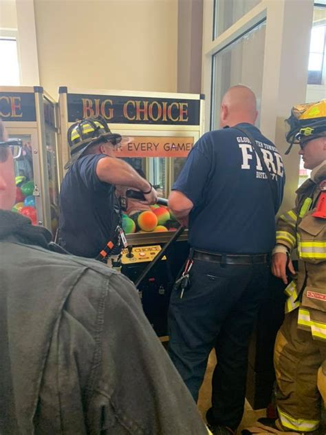 Gloucester Township Firefighters Rescue Child Trapped