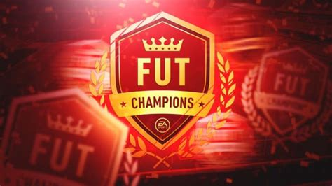 FIFA 20 FUT Champions SBCs are in the game from launch
