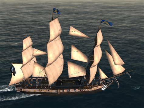 USS Constitution   The Pirate: Caribbean Hunt Wikia