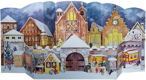 Advent Calendars how everything began, historical information