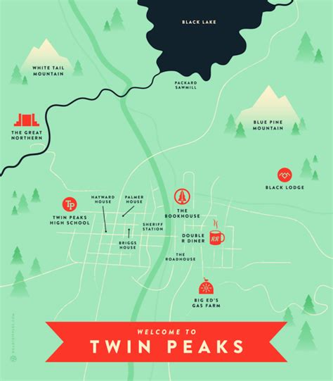 Fire Walk With Me: Your Guide to Twin Peaks Real Life