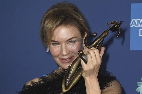 Renee Zellweger fell in love with Judy Garland for new