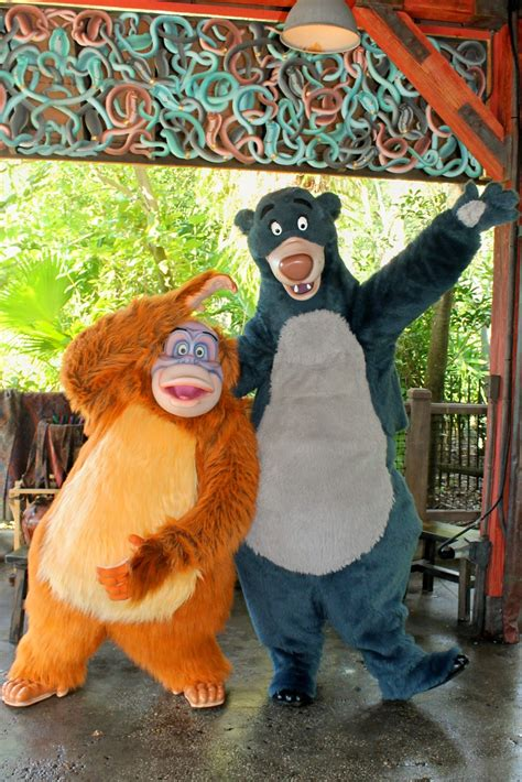 Unofficial Disney Character Hunting Guide: Animal Kingdom