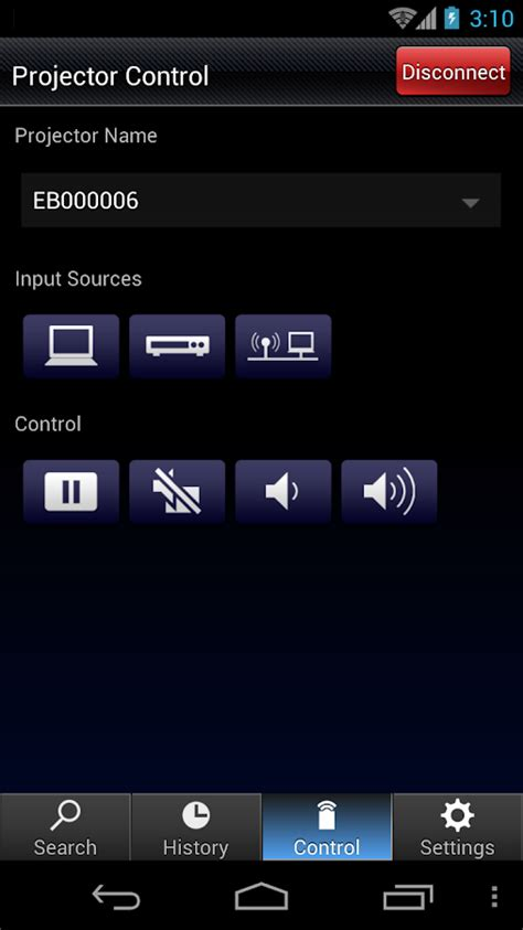 Epson iProjection - Android Apps on Google Play