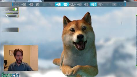 FaceRig: Avatars, Features, and Omegle-ing - YouTube