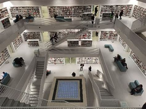 Public Library Stuttgart - 2020 All You Need to Know
