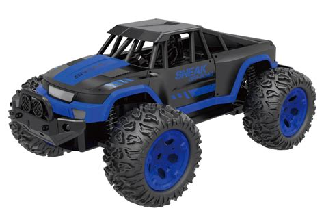 RC 4WD Offroad Truck Sneak Attack Blue