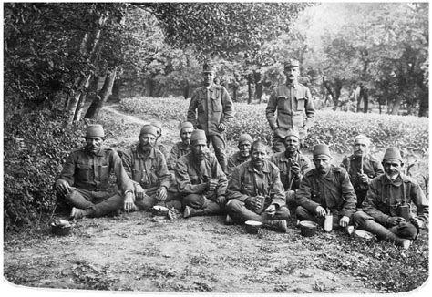 Austro-Hungarian Bosnian Mountain Infantry during the Firs