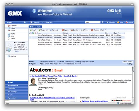 How to Delete Your GMX Mail Account