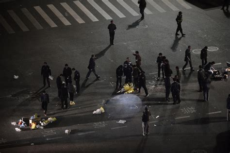 China executes three men for Kunming knife attack dubbed
