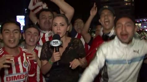 Reporter Gets Groped Live On Air