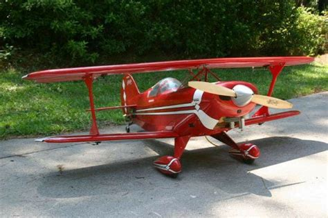 1/4 Scale Pitts Special Giant Scale RC AIrplane Printed