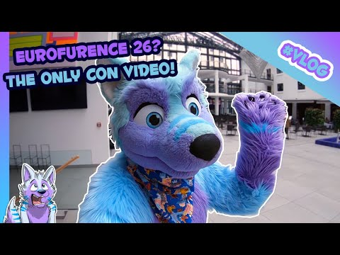 Eurofurence 22: Fans of animal costumes attend Europe's