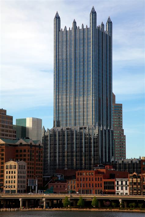 Gallery of AD Classics: PPG Place / John Burgee Architects