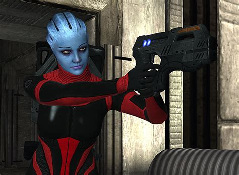 Doctor Liara T'Soni - Mass Effect - Character Profile