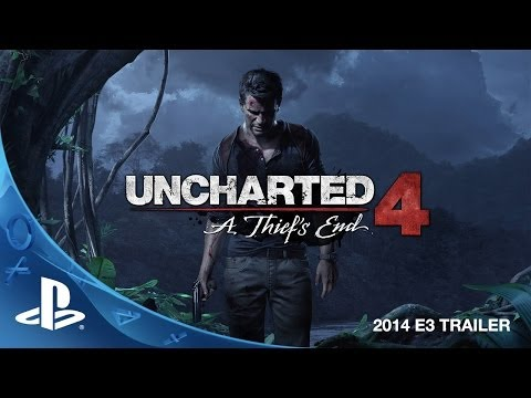 Uncharted 4: A Thief's End Concept Artwork Sets the Mood