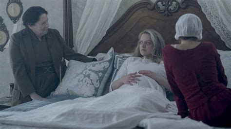 Done watching 'The Handmaid's Tale' after that brutal