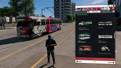 4 image - Watch_Dogs 2: Complete Car On Demand 1