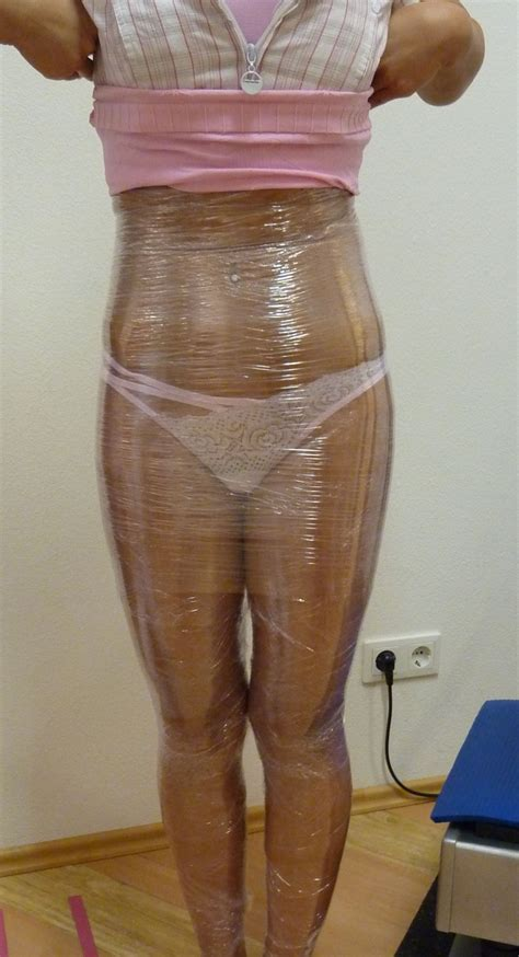 Pin auf body wrapping wien, body wrapping selbst gemacht